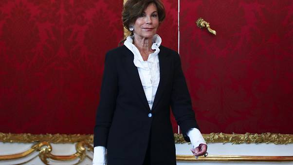 Brigitte Bierlein assume chancelaria interina
