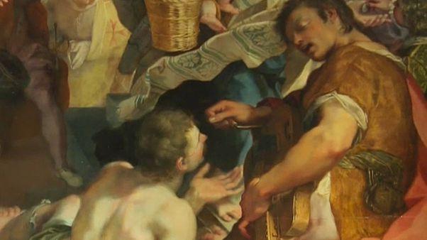 Uffizien, Florenz: Raum für neue Bilder, 500 Jahre alt
