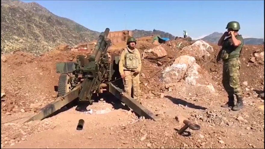 """الجيش التركي يعلن عن """"تحييد"""" 19 مسلحا كرديا في عملية عسكرية في العراق"""