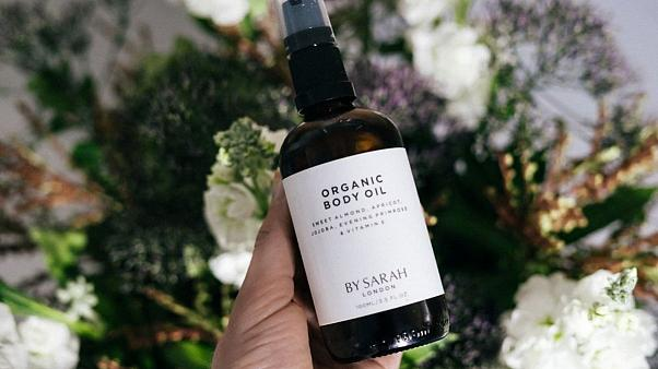 By Sarah London: the UK's first 100% transparent skincare brand