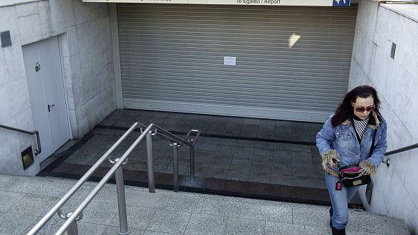 Αθήνα: Στάση εργασίας σε μετρό, ηλεκτρικό και τραμ