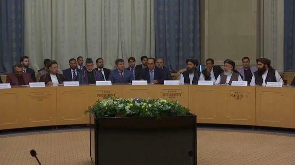 Афганцы договариваются в Москве