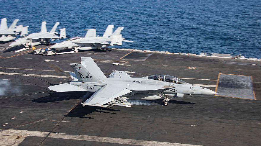 ABD'nin Ortadoğu'ya gönderdiği savaş gemisi