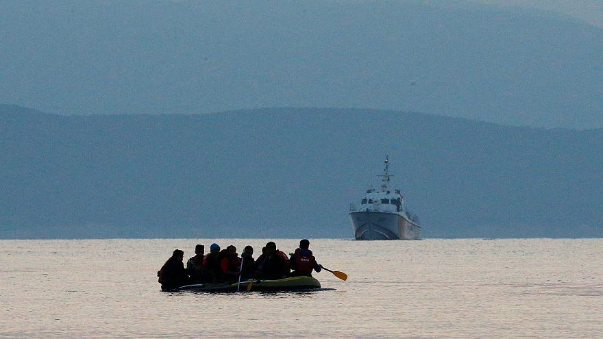 Δέκαδες μετανάστες διασώθηκαν την Πέμπτη στη Μεσόγειο
