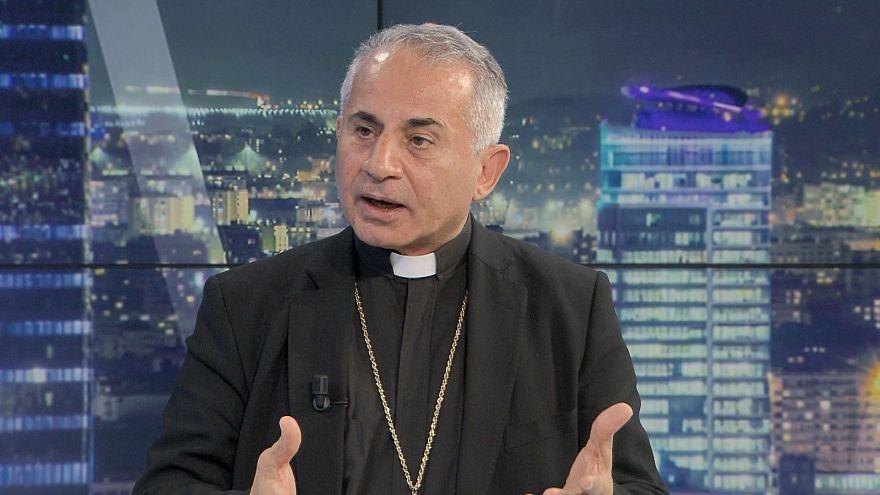 Najib Mikhael Moussa speaks to Euronews