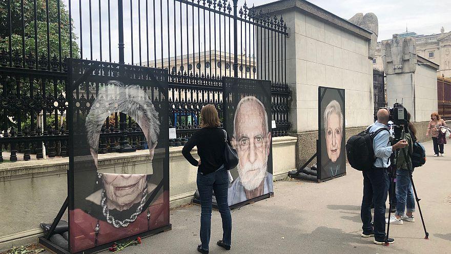 """Zerstörung von Porträts NS-Überlebender: """"Der Schreck sitzt tief"""""""