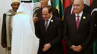 Válságtalálkozót tartottak az arab országok Mekkában