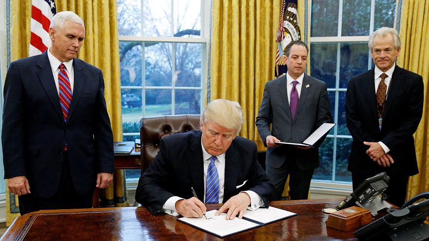 EEUU aumentará drásticamente la tasa a las importaciones mexicanas si no se controla la migración