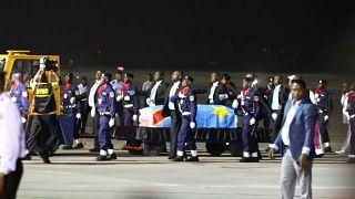 RDC : le corps d'Etienne Tshisekedi est rentré au pays