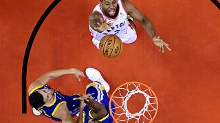 """""""Торонто"""" повел в финале НБА"""