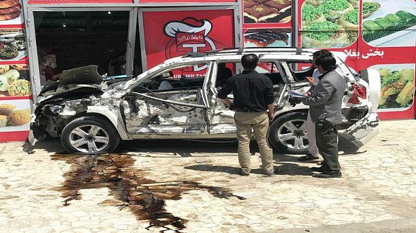 طالبان مسئولیت حمله به «کاروان آمریکایی» در کابل را بر عهده گرفت