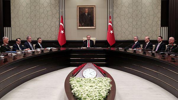 Τουρκία - Συμβούλιο Εθνικής Ασφαλείας: Θα συνεχίσουμε τις δραστηριότητες στην Αν. Μεσόγειο