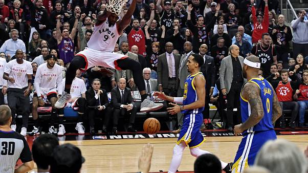 Toronto Raptors - Golden State Warriors