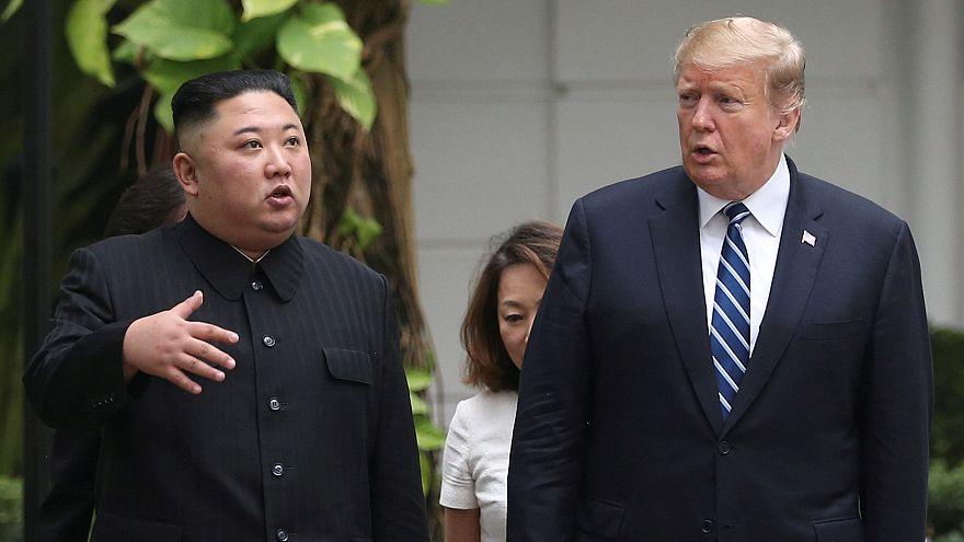 """""""Kuzey Kore, ABD ile müzakereleri yürüten heyet üyelerini idam ettirdi"""""""
