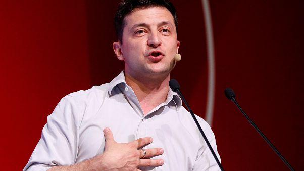 رئیس جمهوری اوکراین فرد مرتبط با تاجر الیگارک را رئیس محافظان خود کرد