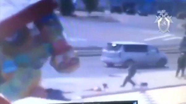 Felkapott a szél egy ugrálóvárat Szibériában, több gyerek megsérült