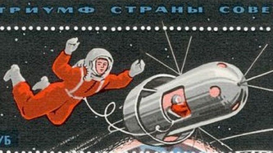 Moskau feiert ersten Weltraum-Spaziergänger