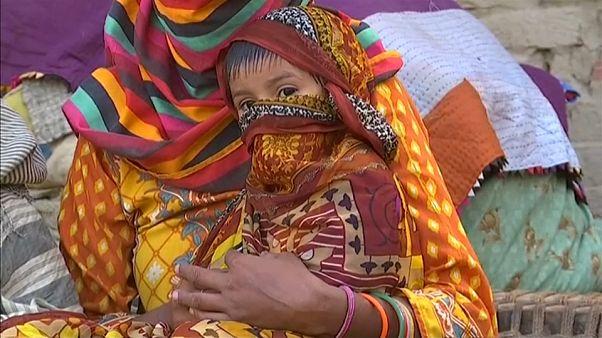 Dans le sud du Pakistan, des centaines d'enfants contaminés par le VIH