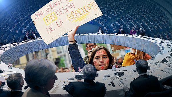 State of the Union: Mehrheiten und Machtpoker nach der Europa-Wahl