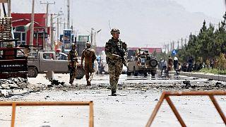 Βομβιστική επίθεση στην Καμπούλ με Αμερικανούς τραυματίες