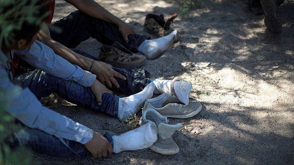 Imigrantes ilegais provocam a ira de Donald Trump