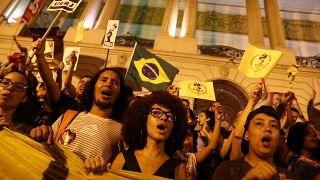 Les étudiants brésiliens mobilisés pour défendre l'Education