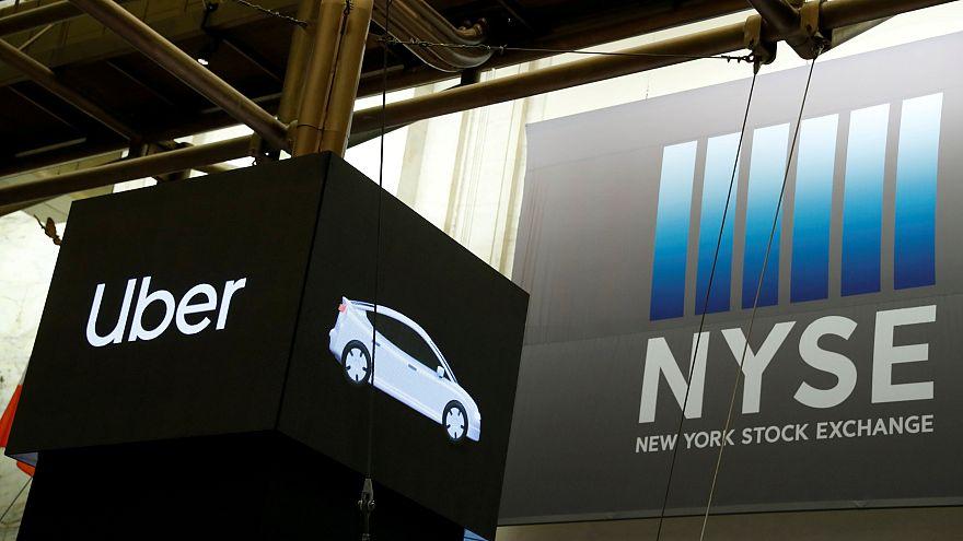 Börse schluckt eine Milliarde Dollar Quartalsverlust bei Uber