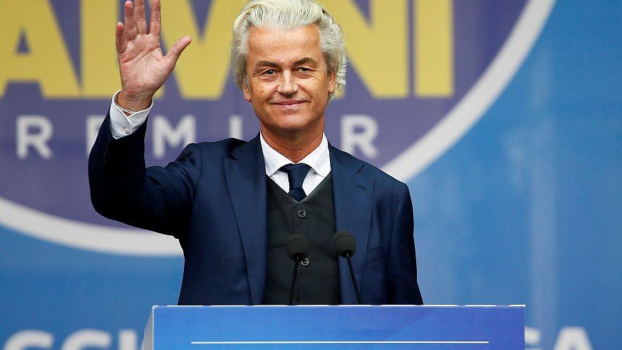 Hollandalı aşırı sağcı, İslam karşıtı siyasetçi Geert Wilders