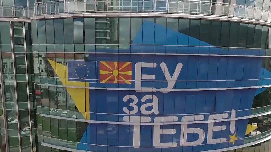 Macedonia del Norte redobla su interés por la Unión Europea