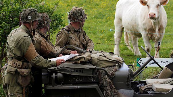 """75e D-Day : l'armée fantôme, """"la bête d'Omaha"""", les drôles d'histoires"""