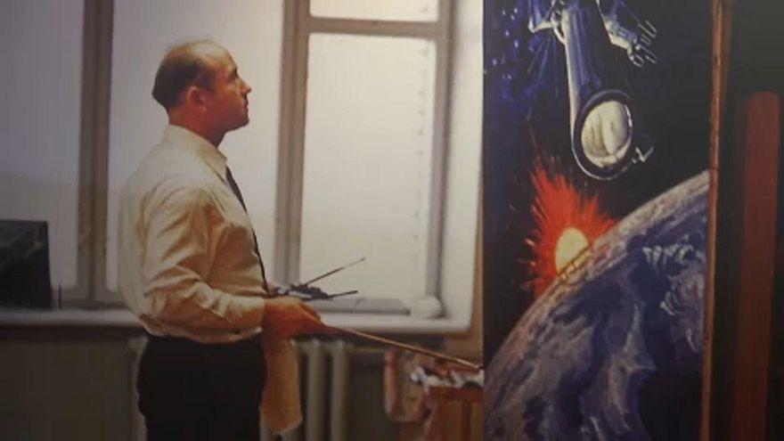 Ο ζωγράφος του διαστήματος