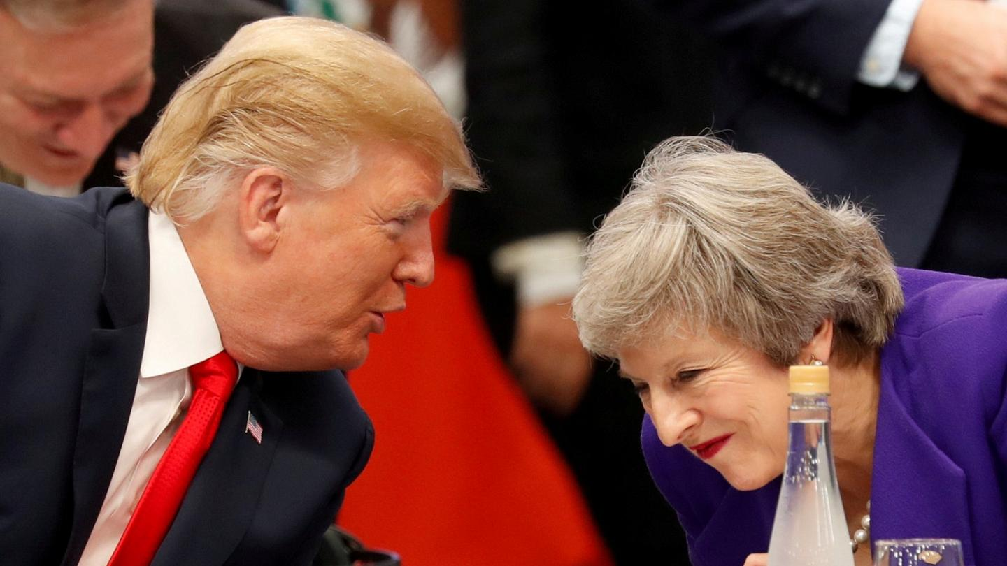 The Special Relationship may be awkward under Trump – but it