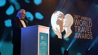 Μαυρίκιος: Απονεμήθηκαν τα Παγκόσμια Βραβεία Τουρισμού