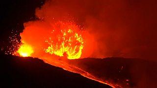 """L'Etna si è rivegliato: """"Non c'è pericolo per i centri abitati"""""""