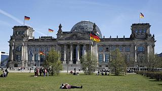 Alman Meclisi'nin alt kanadı Reichstag