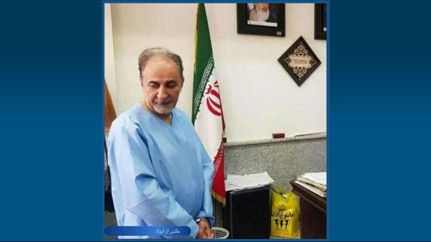 نجفی صحنه قتل همسر دوم خود را برای پلیس بازسازی کرد