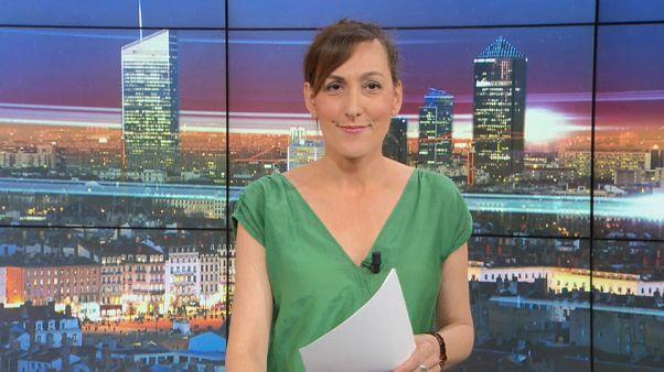 Euronews Soir : l'actualité du vendredi 31 mai 2019