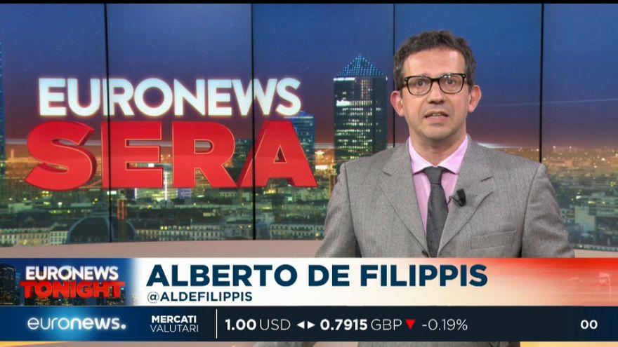 Euronews Sera - TgG Europeo, edizione del 31 maggio 2019