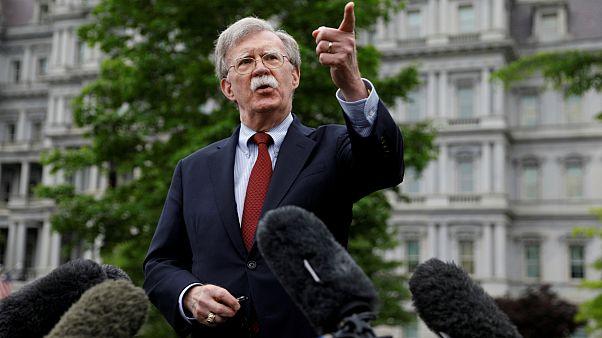 بولتون: آمریکا هوادار خروج بریتانیا از اتحادیه اروپا است