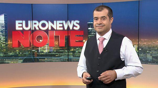 Euronews Noite | As notícias do Mundo de 31 de maio de 2019