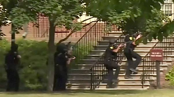 تیراندازی مرگبار در ویرجینیا بیچ آمریکا