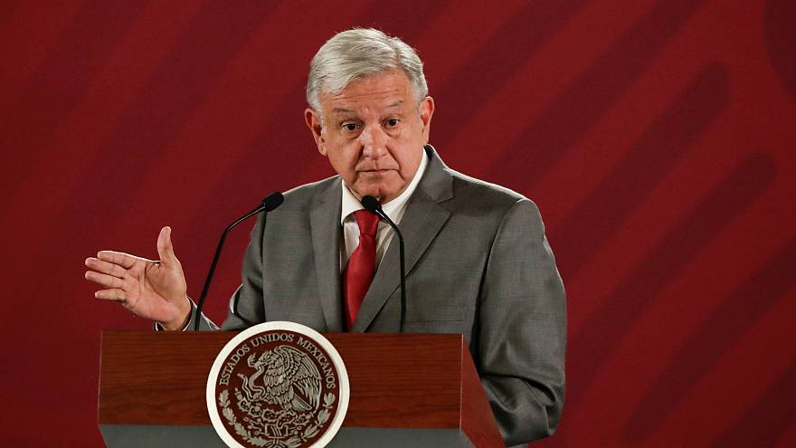 Mexico's president calls on Donald Trump to back down from tariffs threat on Mexican imports