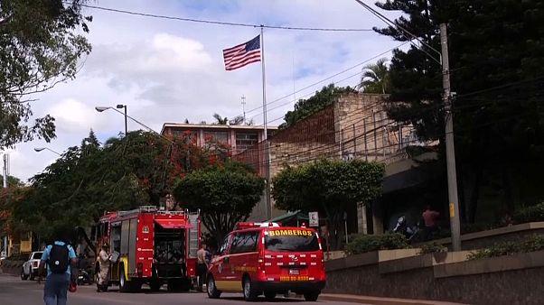 مبنى السفارة الأمريكية