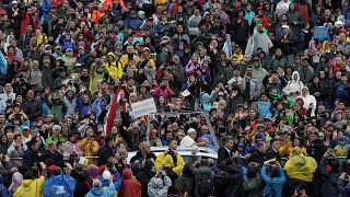 Papa Francisco visita Transilvânia
