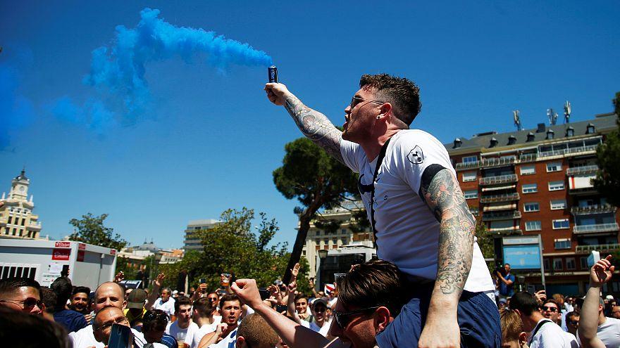 Madrid'de Şampiyonlar Ligi final heyecanı: Taraftarlar sokaklarda
