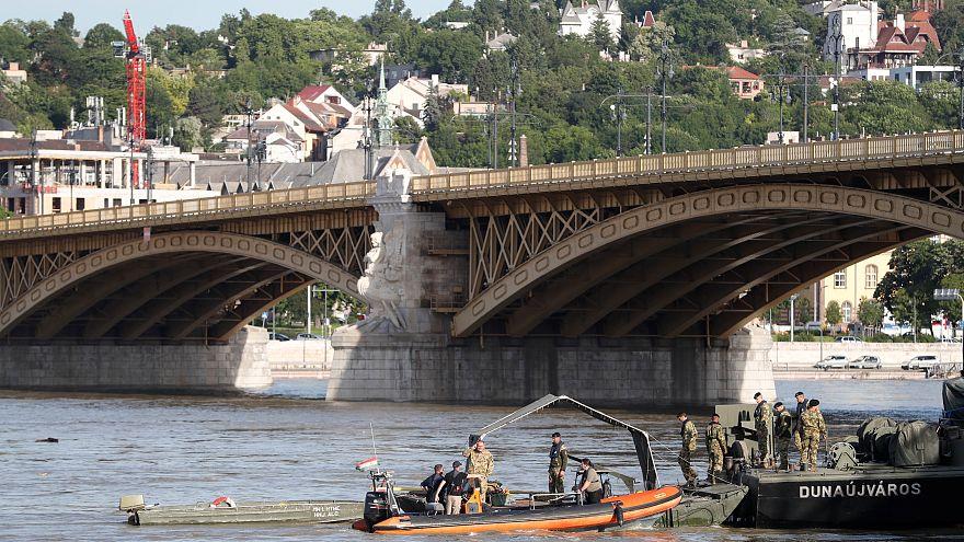 Donauunglück: Kapitän bleibt in Haft - Suche wird ausgeweitet