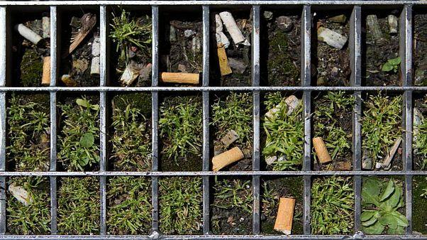 سیگار کشیدن در ۴۶ پارک دیگر پاریس ممنوع شد