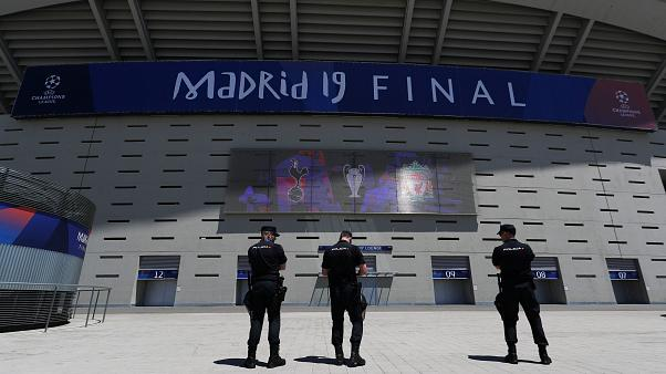 UEFA issues warning about 'fake stewards' plot to steal Champions League tickets