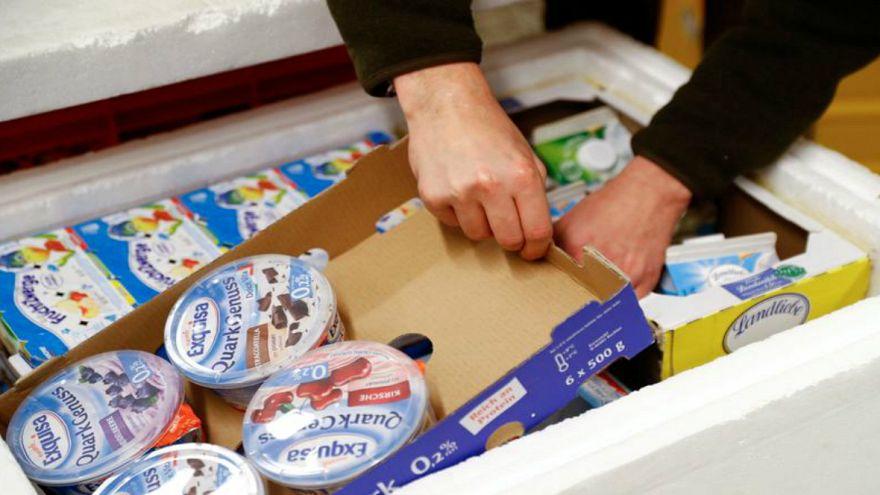 هامبورگ آلمان؛ تلاش برای جرمزدایی از برداشتن خوراکی از سطل زباله