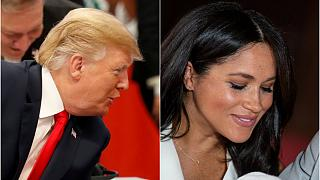 Donald Trump, Düşes Markle'a önce 'iyi prenses' sonra 'edepsiz' dedi